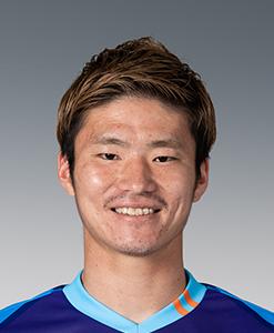 13 亀川 諒史 選手
