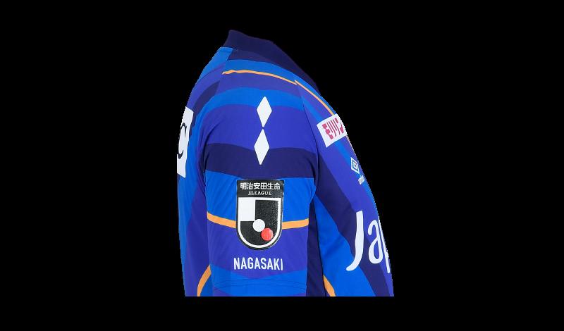2021 SEASON V-VAREN NAGASAKI 1st UNIFORM