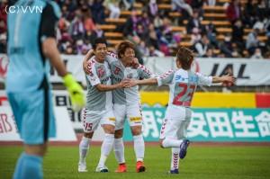 第7節 vs 京都サンガF.C.<2015明治安田生命J2リーグ> サムネイル