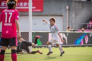 第14節 vs セレッソ大阪<2015明治安田生命J2リーグ> サムネイル