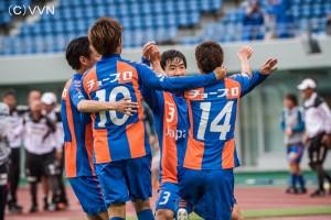 第11節 vs ファジアーノ岡山<2015明治安田生命J2リーグ> サムネイル
