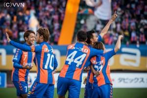 第13節 vs 徳島ヴォルティス<2015明治安田生命J2リーグ> サムネイル