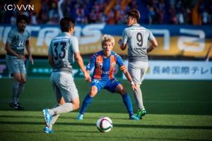 第20節 vs アビスパ福岡<2015明治安田生命J2リーグ> サムネイル