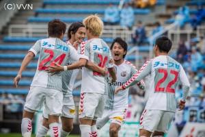 第40節 vs ジュビロ磐田<2015明治安田生命J2リーグ> サムネイル