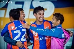 第41節 vs セレッソ大阪<2015明治安田生命J2リーグ> サムネイル