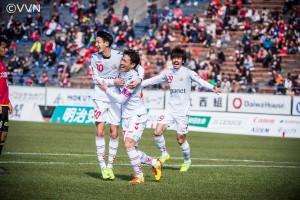 第1節 vs ツエーゲン金沢<2016明治安田生命J2リーグ> サムネイル