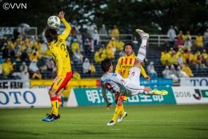 第11節 vs ギラヴァンツ北九州<2016明治安田生命J2リーグ> サムネイル
