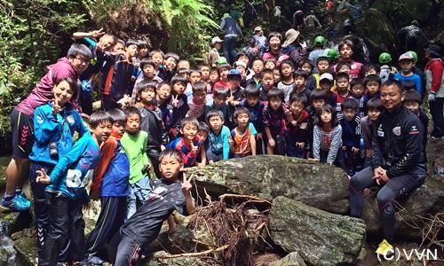 ≪スクール≫「V・ファーレン長崎 2016スクールキャンプ」実施報告(6/25~26) サムネイル