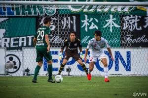 第25節 vs 松本山雅FC<2016明治安田生命J2リーグ> サムネイル