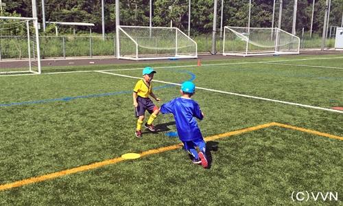《スクール》短期サッカースクール3日目実施報告(7/29) サムネイル