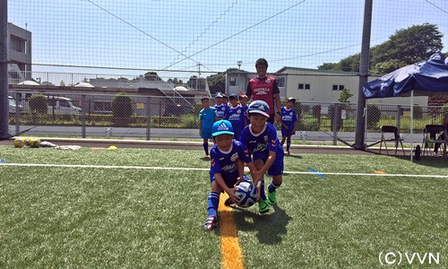《スクール》短期サッカースクール2日目実施報告(7/28) サムネイル
