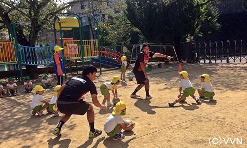 【KIDS巡回】長崎県サッカー協会とV・ファーレン長崎による協働事業(9/23) サムネイル