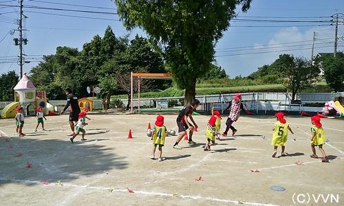 【KIDS巡回】長崎県サッカー協会とV・ファーレン長崎による協働事業(9/9) サムネイル