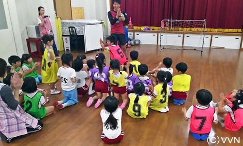 【平戸市】総合型クラブ「たびスポ巡回スポーツ教室」(10/25) サムネイル