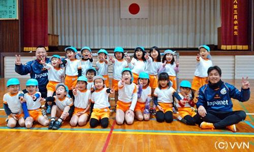 【KIDS巡回】長崎県サッカー協会とV・ファーレン長崎による協働事業(12/15) サムネイル