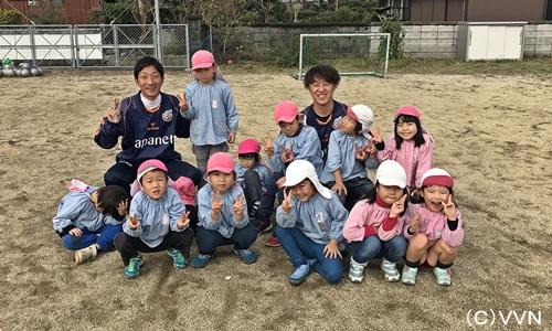 【KIDS巡回】長崎県サッカー協会とV・ファーレン長崎による協働事業(12/5~6) サムネイル