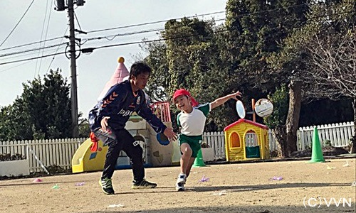 【KIDS巡回】長崎県サッカー協会とV・ファーレン長崎による協働事業(12/2) サムネイル
