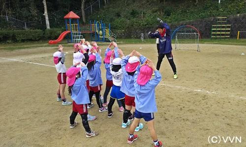 【KIDS巡回】長崎県サッカー協会とV・ファーレン長崎による協働事業(1/18) サムネイル