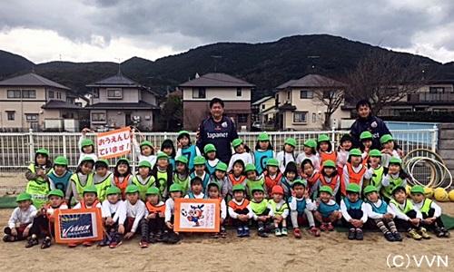 【KIDS巡回】長崎県サッカー協会とV・ファーレン長崎による協働事業(1/12) サムネイル