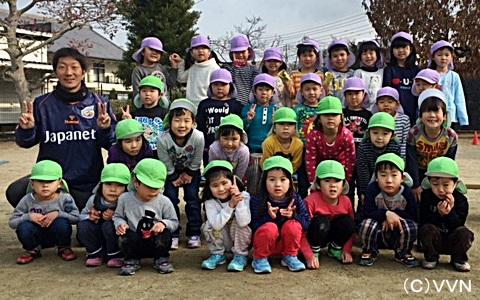 【KIDS巡回】長崎県サッカー協会とV・ファーレン長崎による協働事業(1/30) サムネイル