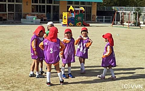 【KIDS巡回】長崎県サッカー協会とV・ファーレン長崎による協働事業(1/17) サムネイル