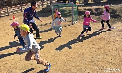 【KIDS巡回】長崎県サッカー協会とV・ファーレン長崎による協働事業(2/15) サムネイル