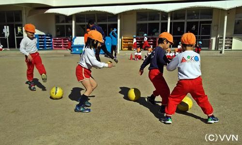 【KIDS巡回】長崎県サッカー協会とV・ファーレン長崎による協働事業(2/2) サムネイル