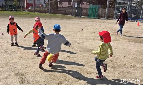 【KIDS巡回】長崎県サッカー協会とV・ファーレン長崎による協働事業(2/6) サムネイル