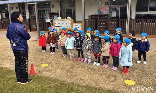 【KIDS巡回】長崎県サッカー協会とV・ファーレン長崎による協働事業(2/9) サムネイル