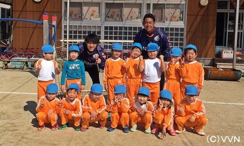 【KIDS巡回】長崎県サッカー協会とV・ファーレン長崎による協働事業(2/27) サムネイル