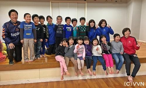 【KIDS巡回】長崎県サッカー協会とV・ファーレン長崎による協働事業(2/22) サムネイル