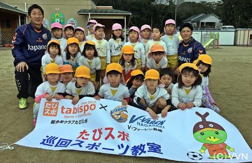 【平戸市】総合型クラブ「たびスポ巡回スポーツ教室」(2/17) サムネイル