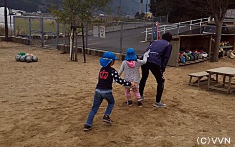 【KIDS巡回】長崎県サッカー協会とV・ファーレン長崎による協働事業(1/27) サムネイル