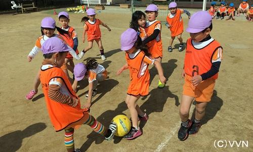 【KIDS巡回】長崎県サッカー協会とV・ファーレン長崎による協働事業(2/28) サムネイル