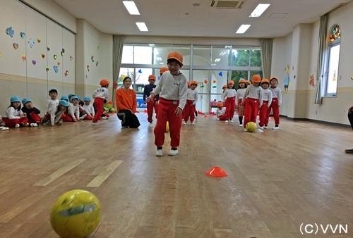 【KIDS巡回】長崎県サッカー協会とV・ファーレン長崎による協働事業(3/13) サムネイル