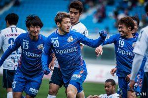 第2節 vs 横浜FC<2017明治安田生命J2リーグ> サムネイル