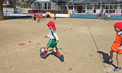 【KIDS巡回】長崎県サッカー協会とV・ファーレン長崎による協働事業(3/16) サムネイル