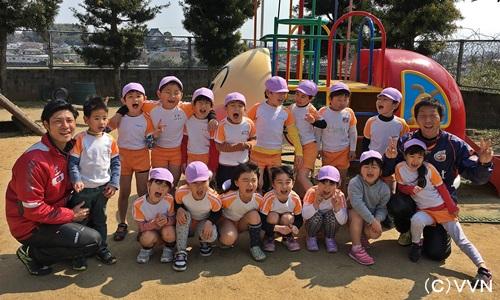 【KIDS巡回】長崎県サッカー協会とV・ファーレン長崎による協働事業(3/7) サムネイル