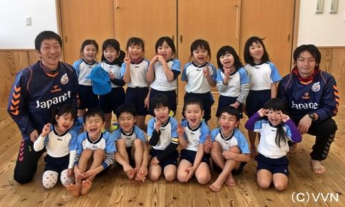 【KIDS巡回】長崎県サッカー協会とV・ファーレン長崎による協働事業(3/2) サムネイル