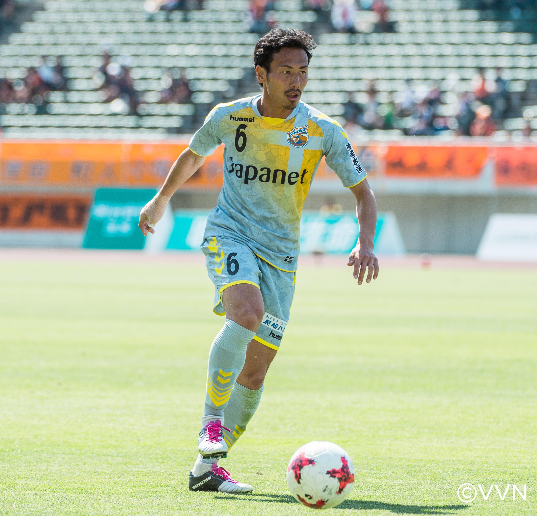 【スターティングメンバー】2017明治安田J2 第15節 FC岐阜  vs V・ファーレン長崎 サムネイル