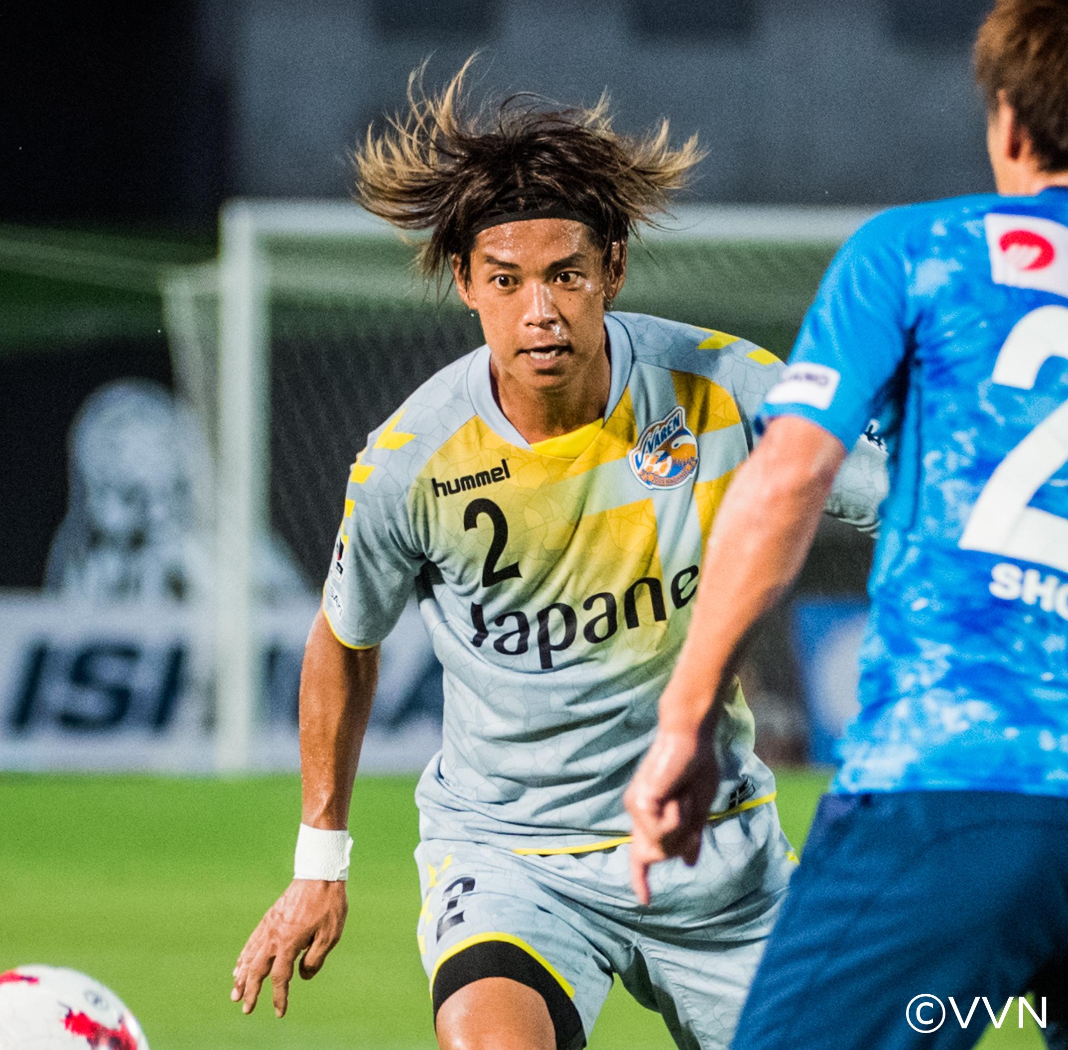 【スターティングメンバー】2017明治安田J2 第24節 横浜FC  vs V・ファーレン長崎 サムネイル