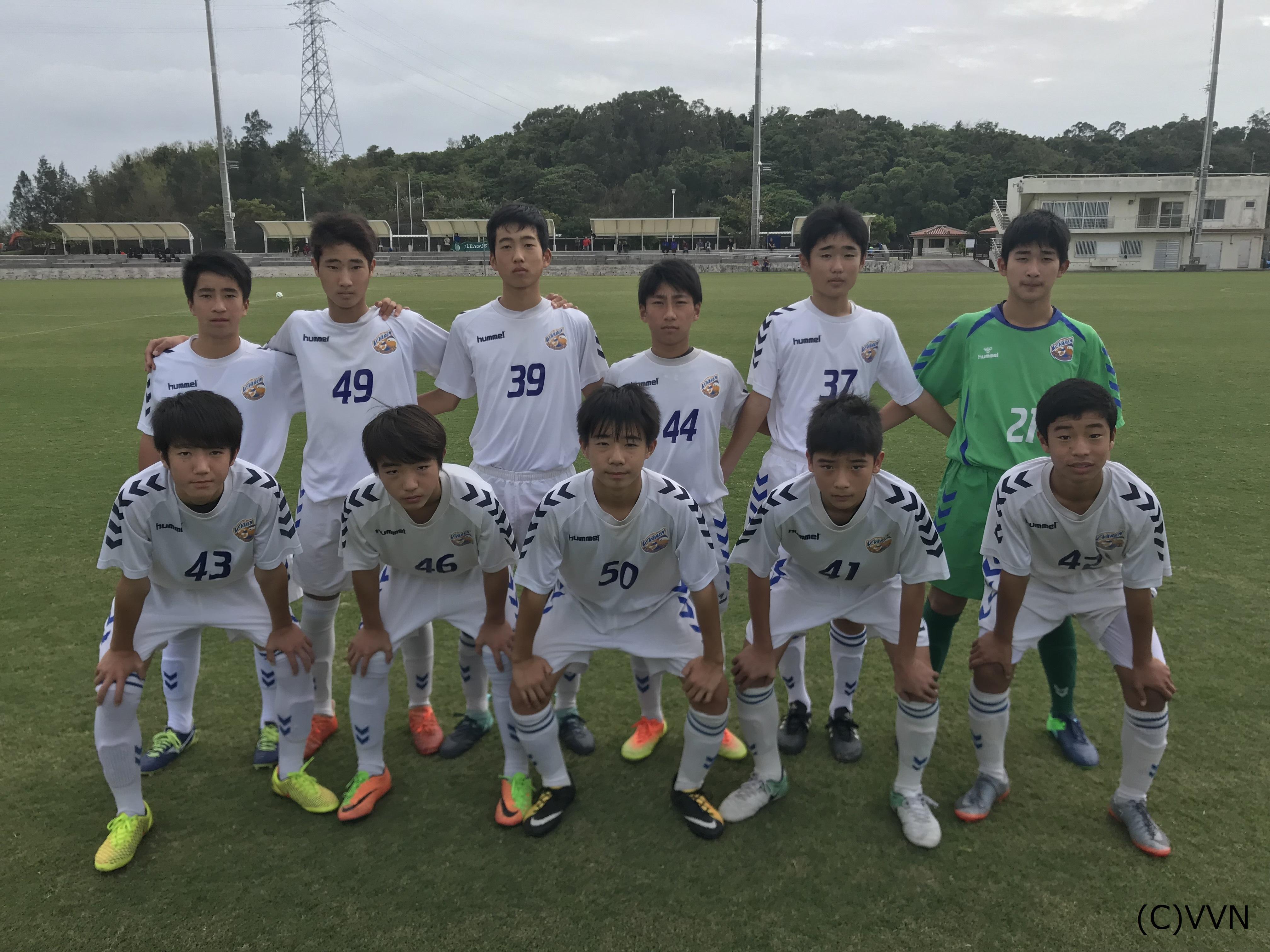 ≪U-14≫「2017 Jリーグ U-14 サ...