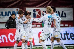 第1節 ヴィッセル神戸<JリーグYBC Levain cup GS> サムネイル