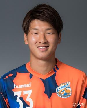 北谷 史孝選手 FC岐阜へ育成型期限付き移籍のお知らせ サムネイル