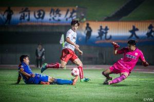 第2回戦vs松江シティFC<天皇杯JFA 第98回全日本サッカー選手権大会> サムネイル