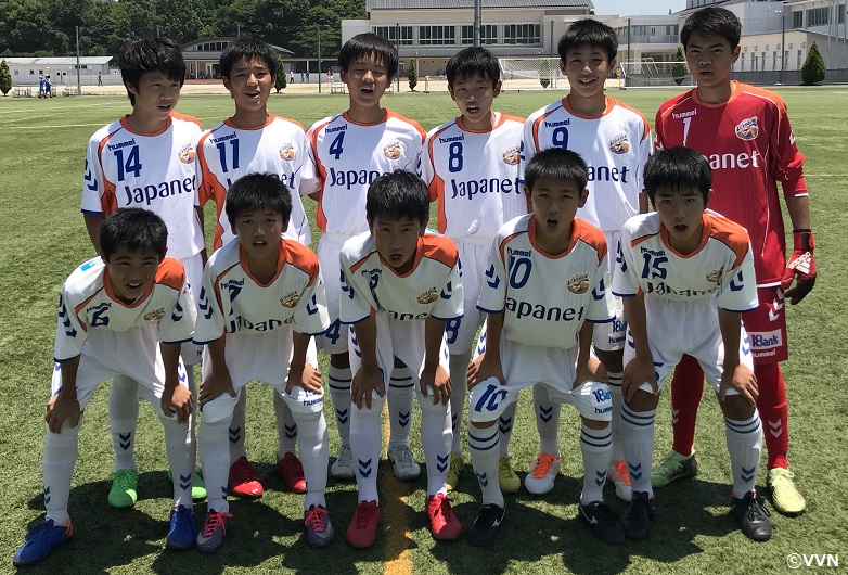 ≪U-15≫「2018 JリーグU-14リーグ サザンクロスB」試合結果(6/3) サムネイル