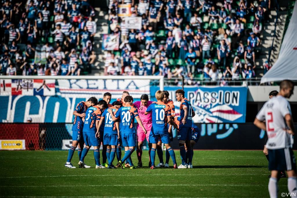 【フォトギャラリー更新】第32節vs横浜F・マリノス<2018明治安田生命J1リーグ> サムネイル