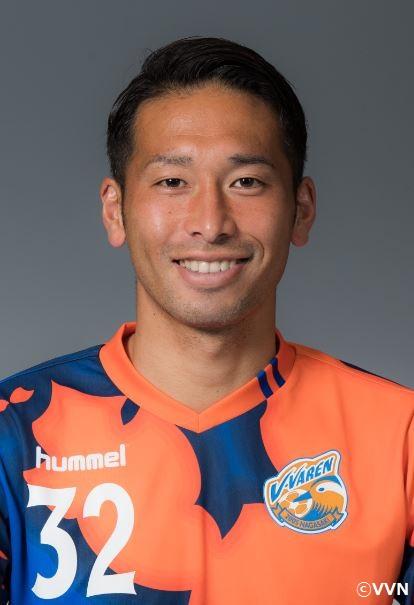徳永 悠平選手 契約更新のお知らせ サムネイル