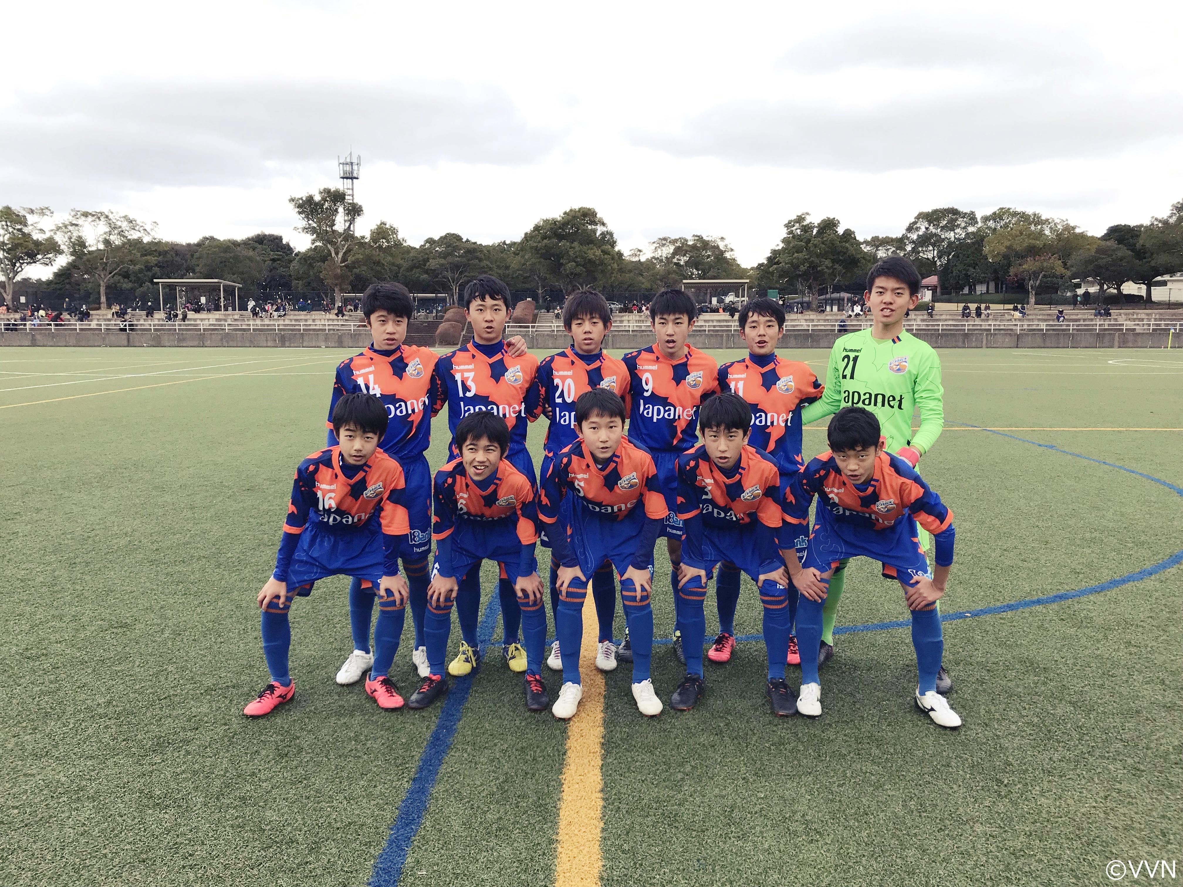 ≪U-15≫「2018年度 第26回長崎県クラブユース(U-14)サッカー大会」試合結果 サムネイル