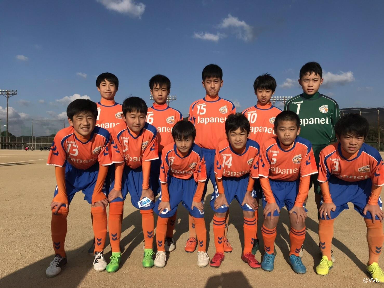 ≪U-15≫2018年度長崎県U-15サッカーリーグ 2部入替戦 試合結果 サムネイル